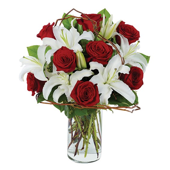 """Eternal Embrace"" flower bouquet (BF213-11KM)"